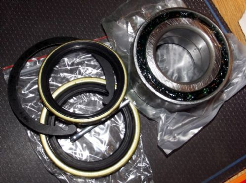 Wheel bearing kit, front, Mitsubishi Pajero Jr H57A, Junior